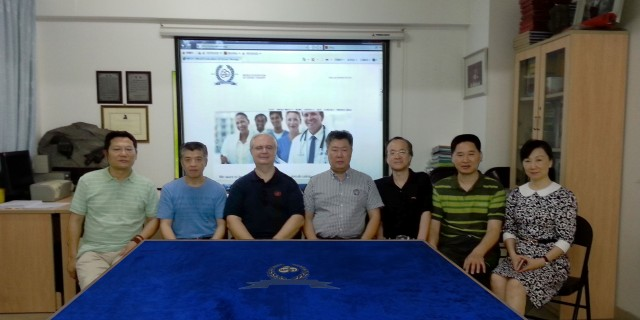Chinese Federation wants to be a WFOT National Section